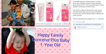 Conceive Plus reviews