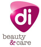 di beauty & care logo