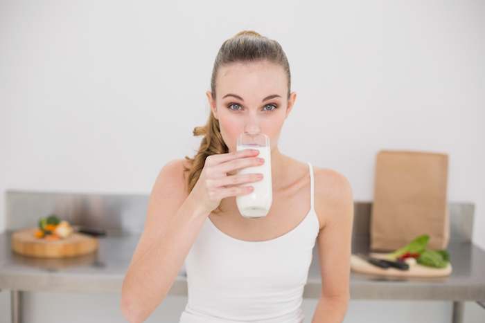 Can Drinking Milk Help me Get Pregnant?