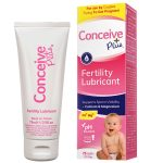 Fertility conceive lubricant tube for conception trying TTC couples