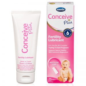 Fertility Lubricant Tube