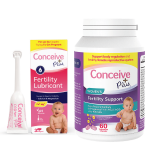 Conceive Plus Womens fertility bundle
