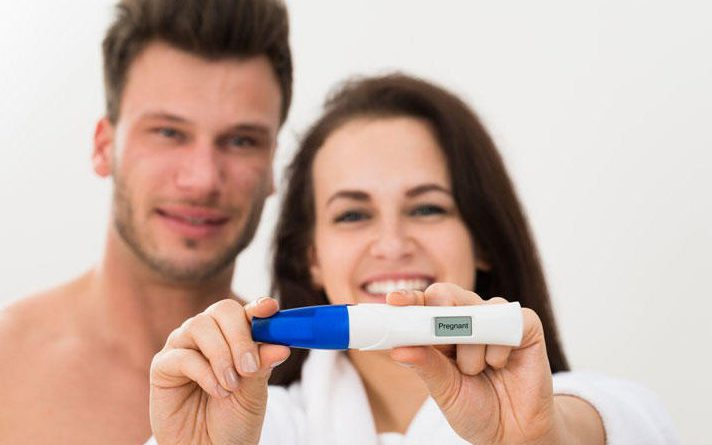 Conceive Plus Pregnancy test