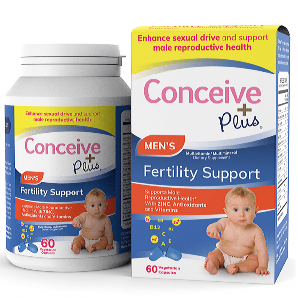 Conceive Plus testosterone booster men fertility pills