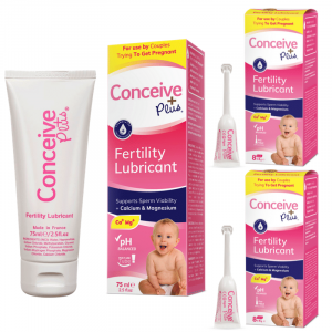 Conceive Plus Lubricant 16 Applicators combo deal