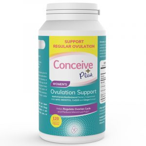 Conceive Plus Ovulation Support Pills