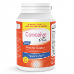 Conceive Plus Male sperm motility booster bottle vitamins 60 capsules