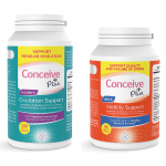 ovulation pcos fertility plus men motility fertility capsules bundle