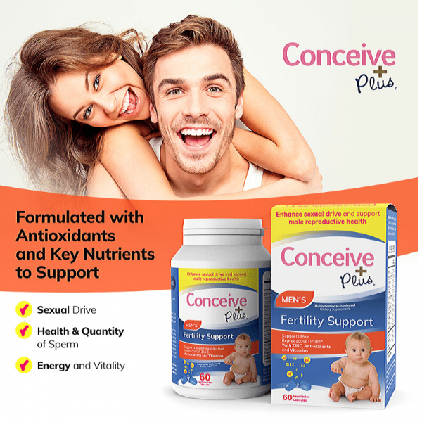 Sexual drive testosterone and male fertility couple trying to conceive