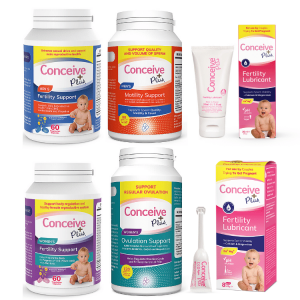 prenatal vitamins conceive plus fertility supplements